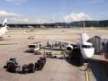 Flug nach Portugal