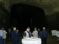 Besuch Bunkerhöhle Oberburg